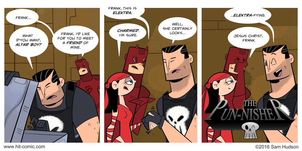 Another Comic Inspired By Daredevil Season 2