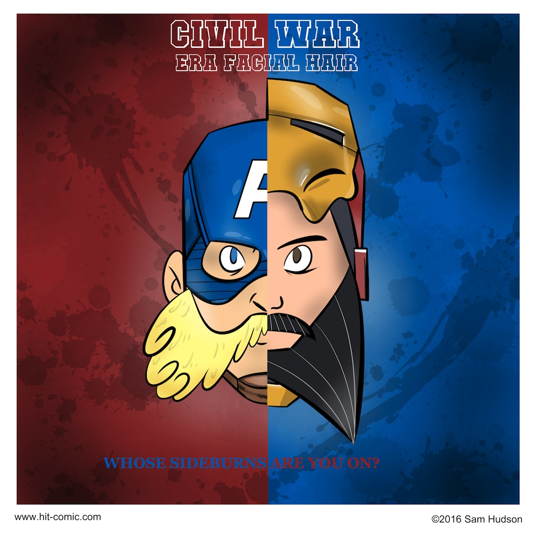 Another Comic About Captain America: Civil War