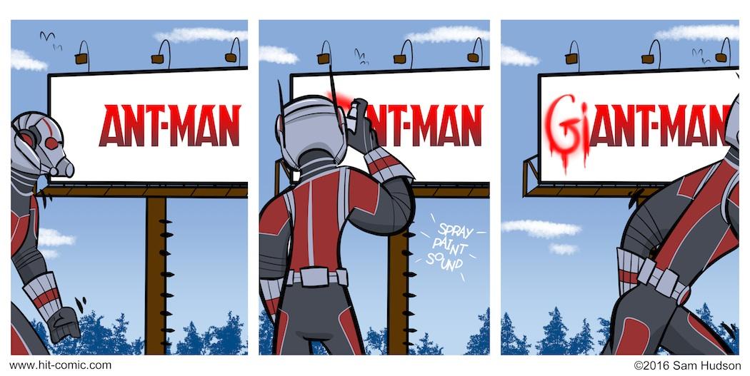 One Last Comic About Civil War