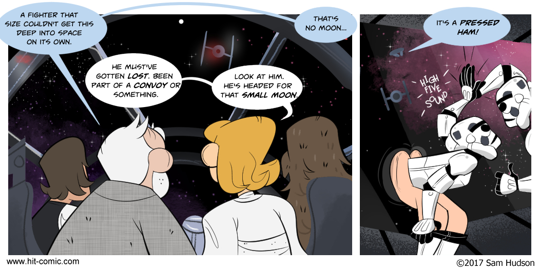A Comic About Star Wars 2